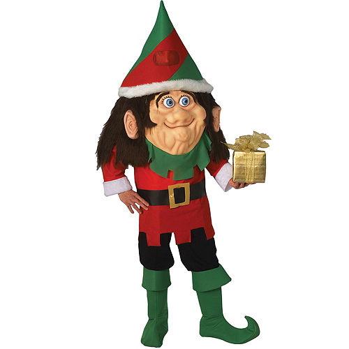Adult Parade Elf Costume Image #1