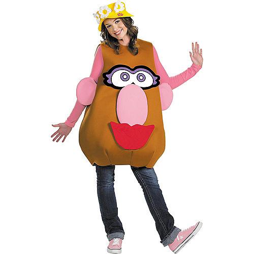 Adult Mr. & Mrs. Potato Head Costume Deluxe Image #1