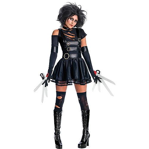 Adult Miss Scissorhands Costume - Edward Scissorhands Image #1