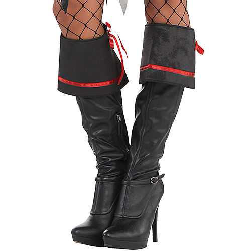 Adult High Sea Sweetie Pirate Costume Image #4
