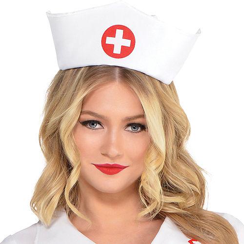 Adult Hospital Honey Nurse Costume Image #2