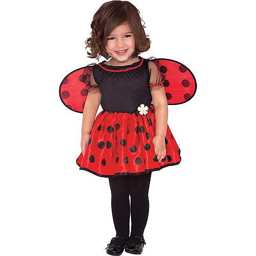 Baby Little Ladybug Costume Image #1