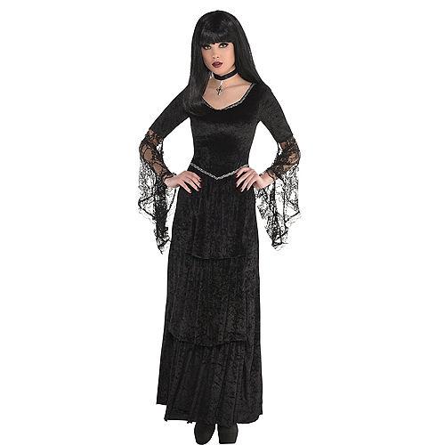 Adult Gothic Temptress Costume Image #1