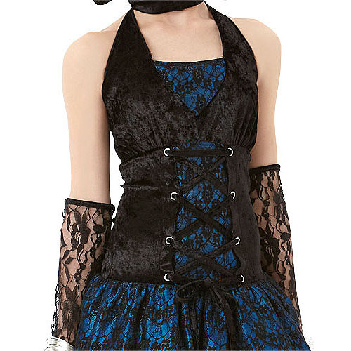 Adult Midnight Vampire Costume Image #3