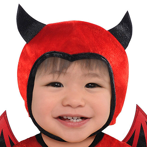 Baby Cute as a Devil Costume Image #2
