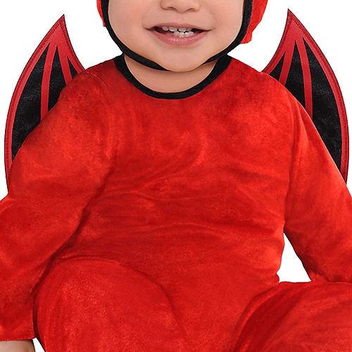 Baby Cute as a Devil Costume Image #3