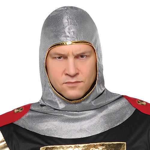 Adult Brave Crusader Knight Costume Plus Size Image #2