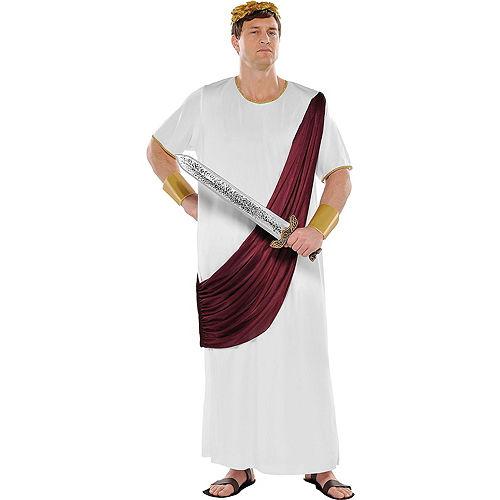 Adult Augustus Caesar Costume Plus Size Image #1