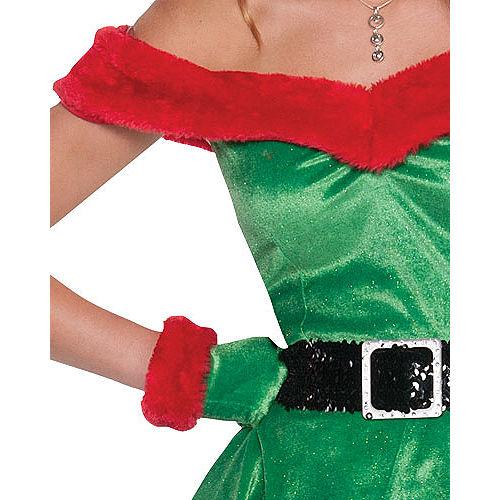 Adult Sexy Elf Costume Image #3