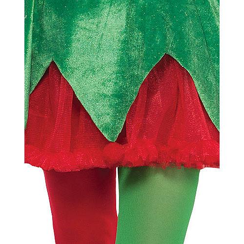 Adult Sexy Elf Costume Image #4