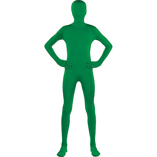 Child Green Partysuit Image #1