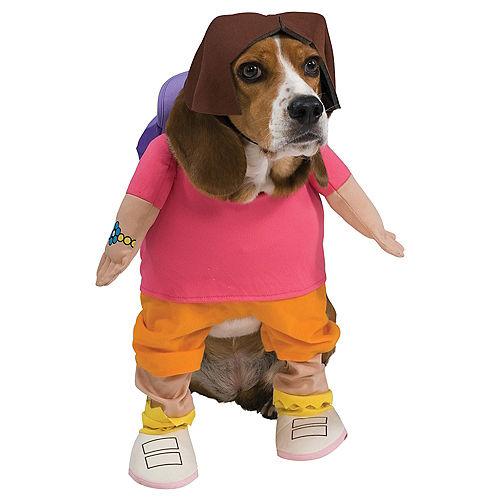 Dora the Explorer Dog Costume Image #1