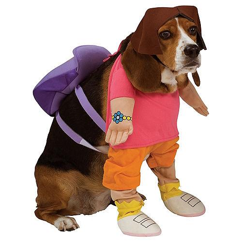 Dora the Explorer Dog Costume Image #2