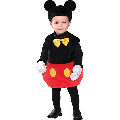 Baby Mickey Mouse Costume Image #1