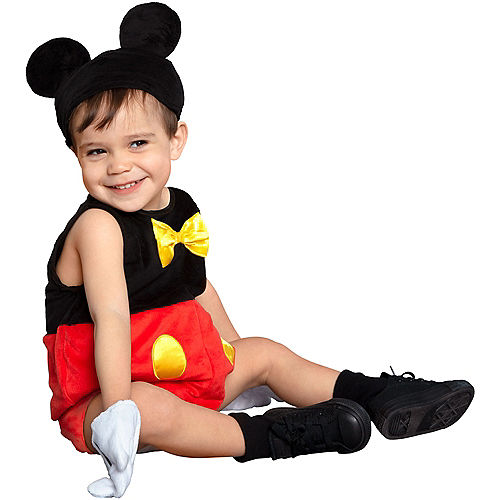 Baby Mickey Mouse Costume Image #4
