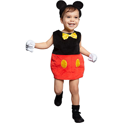 Baby Mickey Mouse Costume Image #5