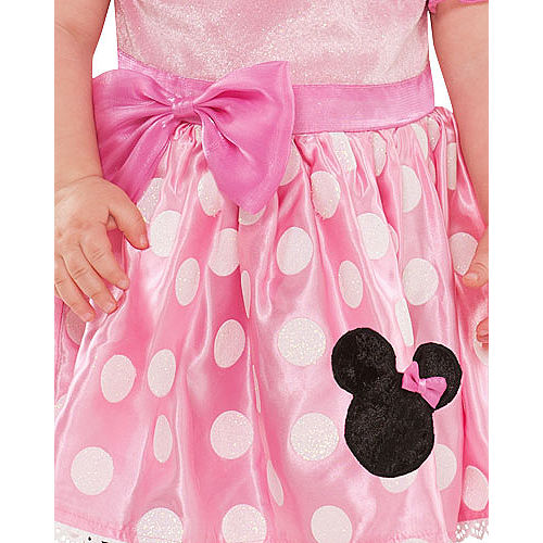 Baby Pink Minnie Mouse Costume Image #2