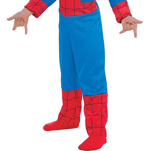 Toddler Boys Classic Spider-Man Costume Image #4