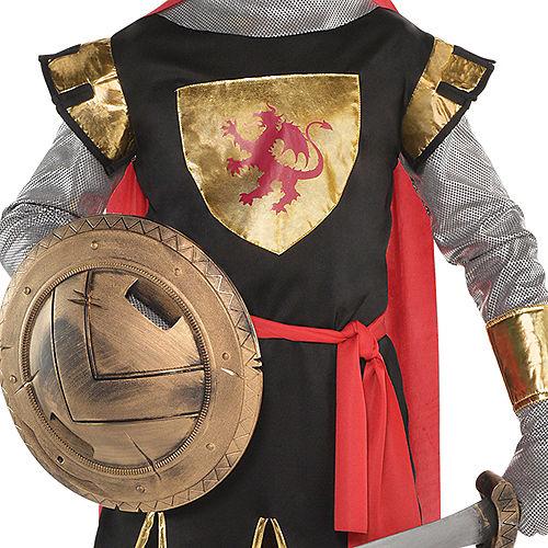 Boys Brave Crusader Costume Image #3