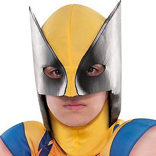 Boys Wolverine Muscle Costume Image #3
