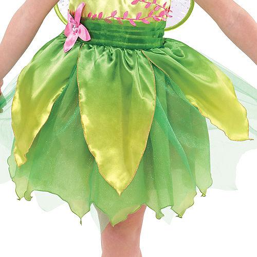 Girls Classic Tinker Bell Costume Image #3