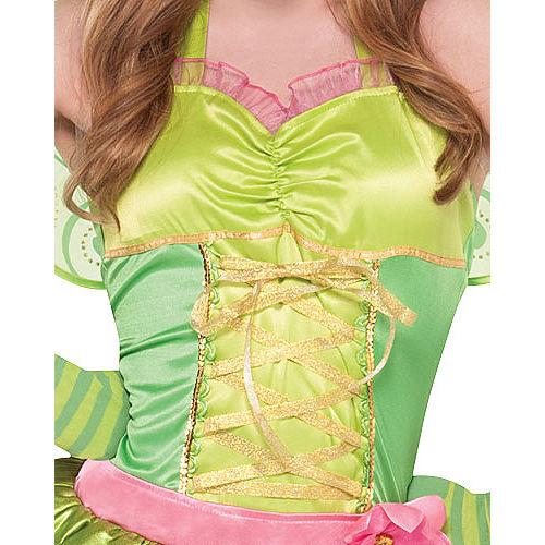 Teen Girls Tinker Bell Costume Image #3