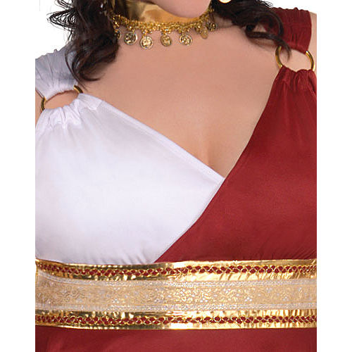 Adult Imperial Empress Costume Plus Size Image #3