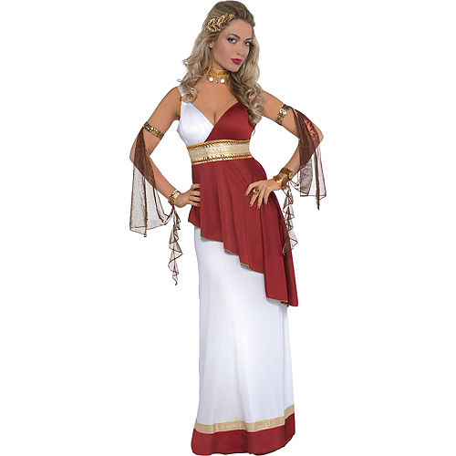 Adult Imperial Empress Costume Image #1