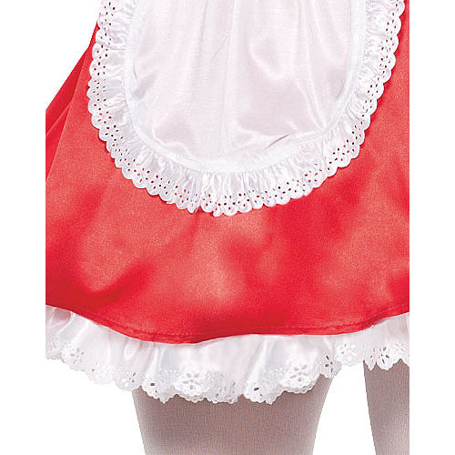 Adult Miss Red Riding Hood Costume Image #2