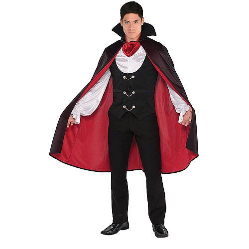 Adult True Vampire Costume Image #1