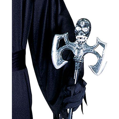 Adult Light-Up Unknown Phantom Costume Plus Size Image #2