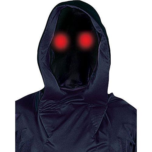 Adult Light-Up Unknown Phantom Costume Plus Size Image #3