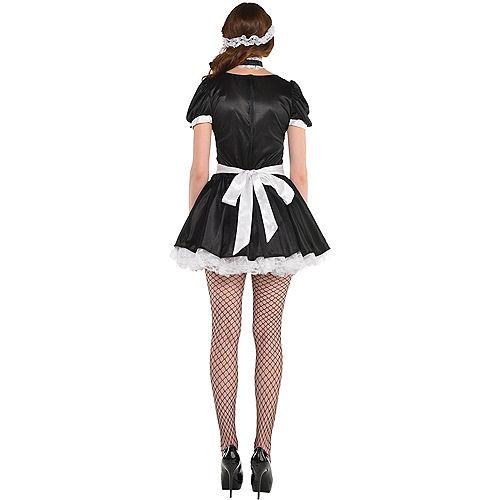 Adult Sassy Maid Costume Image #2