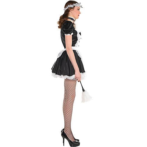 Adult Sassy Maid Costume Image #3