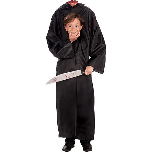 Boys Headless Boy Costume Image #1