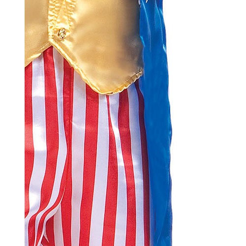 Boys Uncle Sam Costume Deluxe Image #4