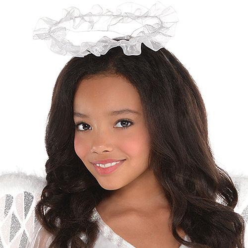 Girls Heavenly Angel Costume Image #2