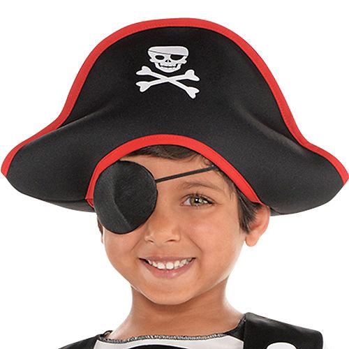 Toddler Boys Rascal Pirate Costume Image #2