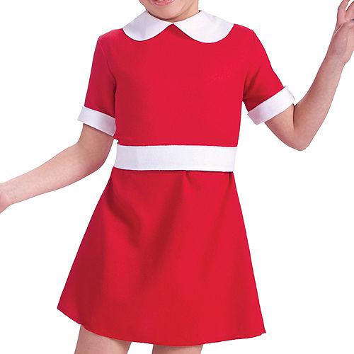 Girls Annie Costume Image #2