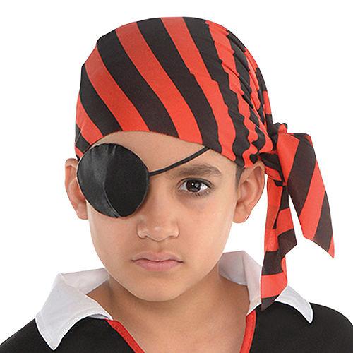 Boys Rebel of the Sea Pirate Costume Image #2