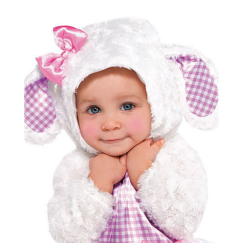 Baby Little Lamb Costume Image #2