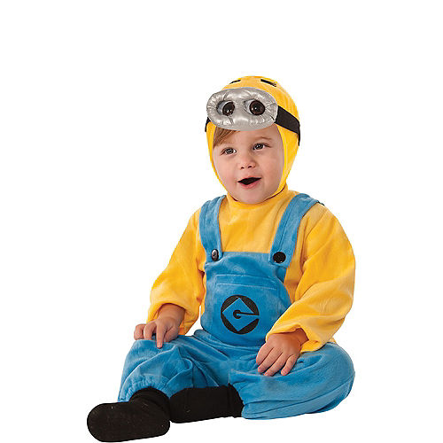 Baby Dave Minion Costume - Despicable Me 2 Image #1