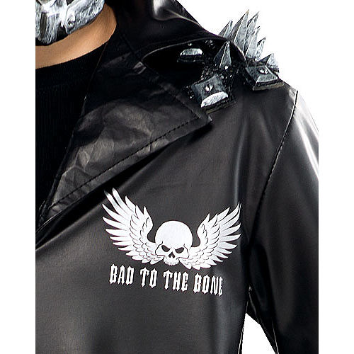 Boys Bad to the Bone Costume Image #3