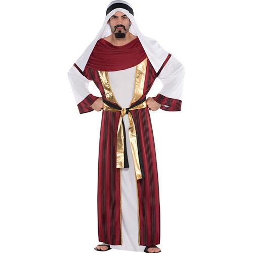 Adult Sahara Prince Costume Image #1