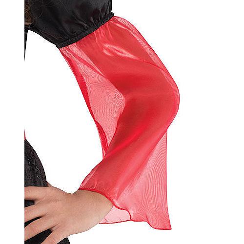Girls Vampire Queen Costume Image #4