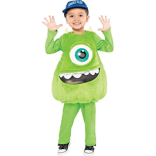Boys Mike Costume - Monsters University Image #1