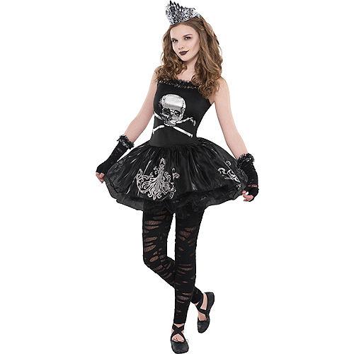 Girls Zomberina Costume Image #1
