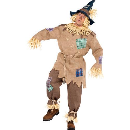 Adult Mr. Scarecrow Costume Image #1