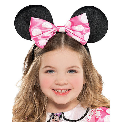 Girls Minnie Mouse Deluxe Image #2