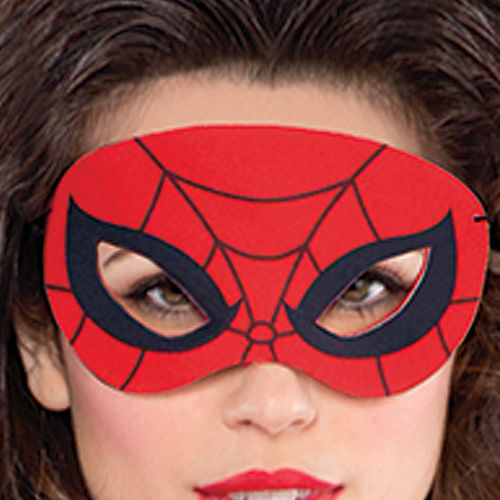 Adult Sexy Spider-Girl Catsuit Costume Image #2